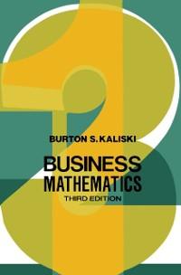 Cover Business Mathematics