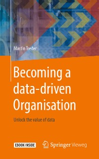 Cover Becoming a data-driven Organisation