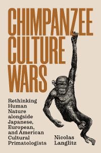 Cover Chimpanzee Culture Wars