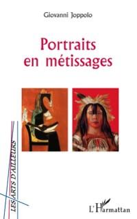 Cover PORTRAITS EN METISSAGE