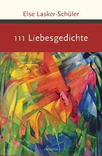 Cover 111 Liebesgedichte
