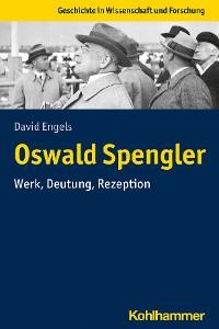 Cover Oswald Spengler