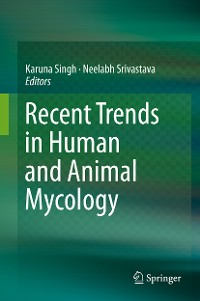 Cover Recent Trends in Human and Animal Mycology