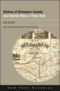 Cover History of Delaware County and Border Wars of New York