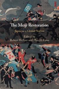 Cover Meiji Restoration