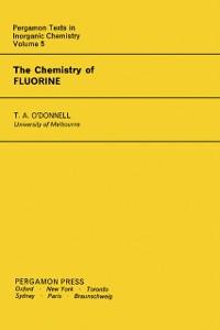 Cover Chemistry of Fluorine