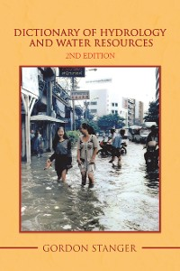 Cover Dictionary of Hydrology and Water Resources