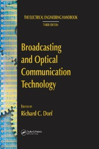 Cover Broadcasting and Optical Communication Technology
