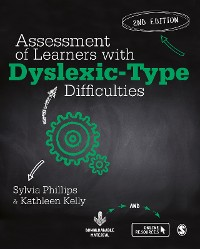 Cover Assessment of Learners with Dyslexic-Type Difficulties