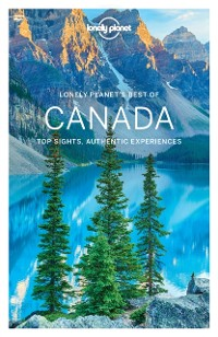 Cover Lonely Planet Best of Canada