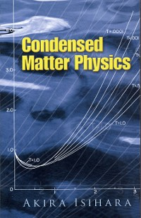 Cover Condensed Matter Physics