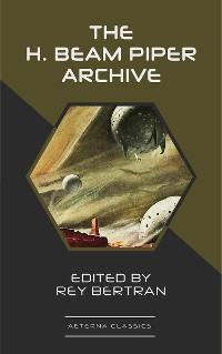 Cover The H. Beam Piper Archive