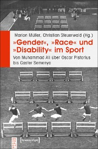 Cover »Gender«, »Race« und »Disability« im Sport