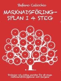 Cover Marknadsföringsplan i 4 steg