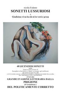 Cover Sonetti lussuriosi