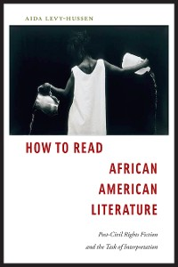Cover How to Read African American Literature