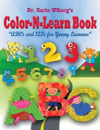 Cover Color-N-Learn Book