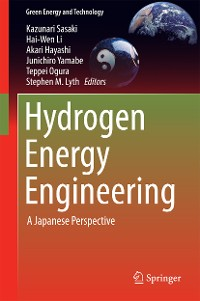 Cover Hydrogen Energy Engineering