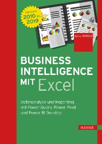 Cover Business Intelligence mit Excel