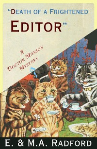 Cover Death of a Frightened Editor