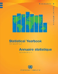 Cover Statistical Yearbook 2016, Fifty-ninth Issue/Annuaire Statistique 2016, Cinquante- neuvième édition