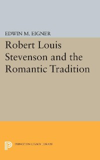 Cover Robert Louis Stevenson and the Romantic Tradition