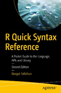 Cover R Quick Syntax Reference