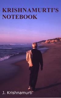 Cover Krishnamurtis Notebook