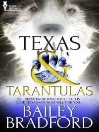 Cover Texas and Tarantulas