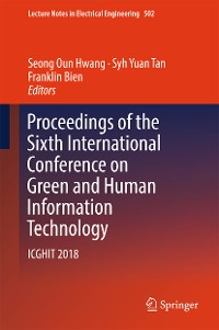 Cover Proceedings of the Sixth International Conference on Green and Human Information Technology