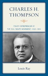 Cover Charles H. Thompson