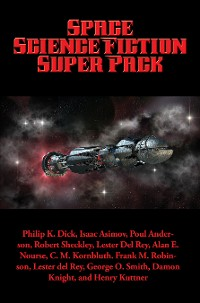 Cover Space Science Fiction Super Pack