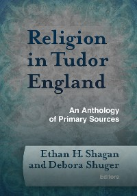 Cover Religion in Tudor England