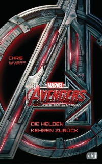 Cover Marvel Avengers Age of Ultron