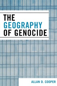 Cover The Geography of Genocide