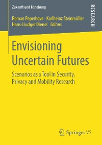 Cover Envisioning Uncertain Futures