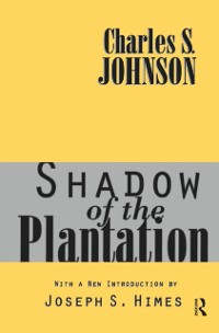 Cover Shadow of the Plantation