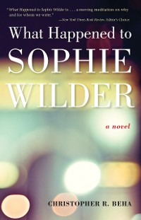 Cover What Happened to Sophie Wilder