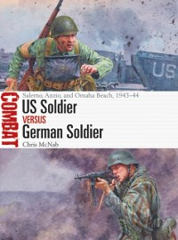 Cover US Soldier vs German Soldier