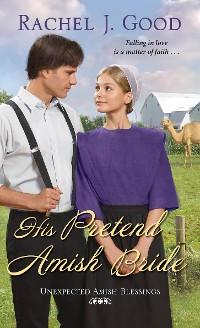 Cover His Pretend Amish Bride