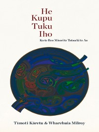 Cover He Kupu Tuku Iho