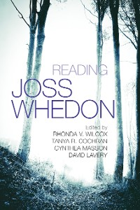 Cover Reading Joss Whedon