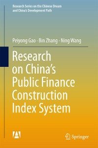 Cover Research on China's Public Finance Construction Index System