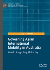 Cover Governing Asian International Mobility in Australia