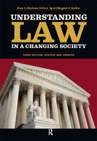 Cover Understanding Law in a Changing Society
