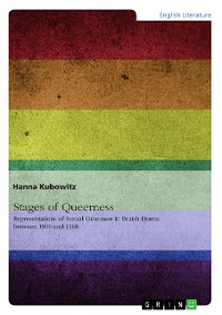 Cover Stages of Queerness