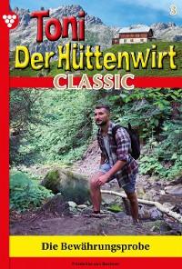 Cover Toni der Hüttenwirt Classic 3 – Heimatroman