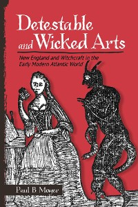 Cover Detestable and Wicked Arts