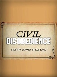 Cover Civil disobedience