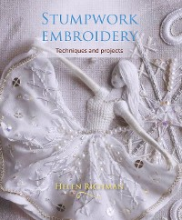 Cover Stumpwork Embroidery